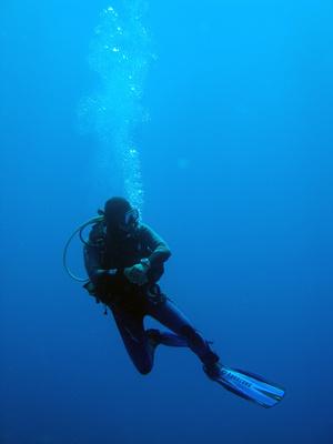 Cours de plongée 76